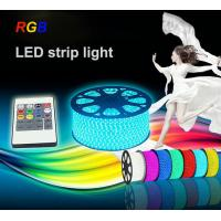 Wholesale Ip68 30 LEDs / Meter 12V / 24V RGB LED Strip Light with SMD 5050 chips Warm White from china suppliers