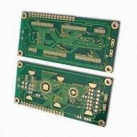 Buy cheap Printed Circuit Boards with ENIG, Used for Telecommunication Industries from wholesalers