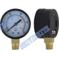 "Wholesale 50mm General Pressure Gauge , 2"" brass pressure gauge stainless steel from china suppliers"