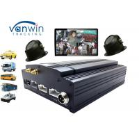 Wholesale Military Use High End 8CH HDD Vehicle Mobile Car Video Recorder 4G Wi-Fi GPS DVR from china suppliers