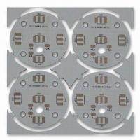 Wholesale MC PCBs with 1oz Copper Thickness and 1.6mm Board Thickness, Suitable for LED Lights from china suppliers
