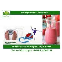 Wholesale 7 Days Diet Slimming Meal Replacement Diet Reduce Weight 8 - 32 Pounds Per Month from china suppliers
