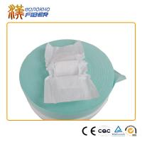 Wholesale Highly Absorbent Airlaid Paper Disposable Baby Diaper Raw Material White Color from china suppliers