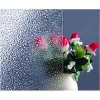 Wholesale shower room figured rolled pattern glass from china suppliers