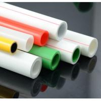 Wholesale Customized Ppr Plastic Pipe PN1.25/2.5 Polypropylene PP-R pipe Fittings Fluid Transfer from china suppliers