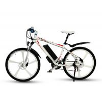 Wholesale Womens 250w Electric City Bike With Aluminum Alloy Frame Material from china suppliers