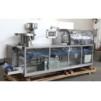 Wholesale Small Pharmaceutical Blister Alu Alu Packing Machine For Milk Pieces / Electronical Element from china suppliers