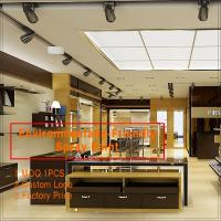 Buy cheap Wooden baking paint clothing store furniture,clothes shop  furniture design clothing store from wholesalers