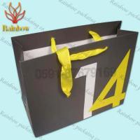 Wholesale Customized Shopping Paper Bags For Cosmetics With Twisted Handle from china suppliers
