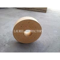 Wholesale Round Fire Clay Brick with Good Thermal Shock Resistance for Pizza Oven from china suppliers