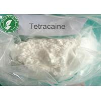 Buy cheap Pharma Grade 99% Local Anesthesia Powder Tetracaine For Eyes CAS 94-24-6 from wholesalers