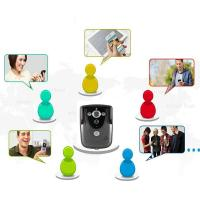Wholesale Black White HD WIFI Video Doorbell Camera Motion Detection With Tamper Alarm from china suppliers