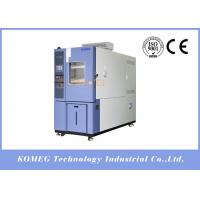 Wholesale -55℃~+85℃ Full Linear Control ESS Chamber , Rapid Temperature Change Climatic Testing Chamber from china suppliers
