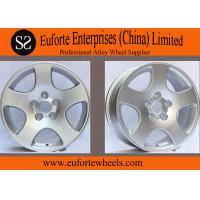 Wholesale 5 Hole 16 inch Audi Replica Rims For A6L A4L , 5 Spoke Audi Wheels from china suppliers