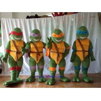 Quality ninja turtle mascot costume for sale