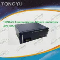 Wholesale Grid Power Area Back - Up Power System LiFePO4 Battery 48V 30Ah LFP Batteries from china suppliers