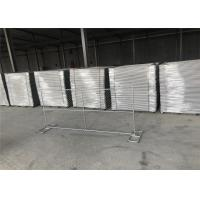 Wholesale Delivering to You Backyard Chain Link Temporary Fencing 6'x10' 1.625'/41.2mm tube wall thick from china suppliers