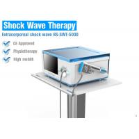 Wholesale CE Approved Extracorporeal Shockwave Therapy Machine For Achilles Tendonitis / Heel Pain from china suppliers