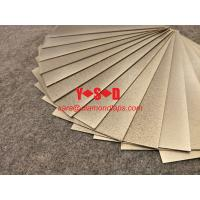 Wholesale 1mm Thin Diamond Knife Tool Sharpening Stone Square Plate Whetstone 80-3000 Grit from china suppliers