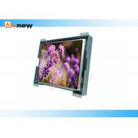 Wholesale 800x600 10.4 inch Rackmount Lcd Monitor High Brightness with IR Touch Screen from china suppliers