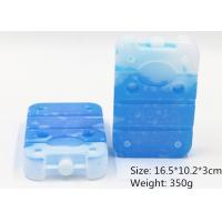 Wholesale Summer Hard Plastic Can Cooler Ice Pack 350G Gel Ice Brick Cooling Elements from china suppliers