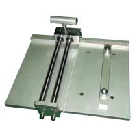 Wholesale Anti-rust Paper Testing Equipments , Paper Cutter For Edge Crush Testing Machine from china suppliers