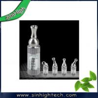 Wholesale Rotatable & Replaceable Dual Coil iclear 30 clearomizer  ecig 2013 new product from china suppliers