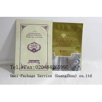 Wholesale Eco Plastic Laminated Flexible Packaging Pouches For Facial Mask and Cosmetic from china suppliers