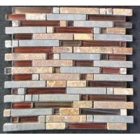 Wholesale Slate Mosaic /Stone Mosaic/Mosaic Tiles 305x305mm from china suppliers