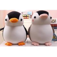 "Wholesale Fiber cotton 20"" custom stuffed dolls Gift , big stuffed animals penguin from china suppliers"