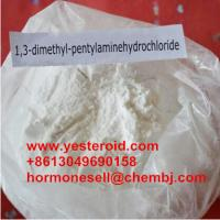 Wholesale Raw Powder Weight Loss Steroids 1,3- Dimethylpentylamine Hydrochloride 99% Purity from china suppliers
