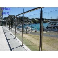 Wholesale High End Quality Satin Finish Stainless Steel Post Railing from china suppliers