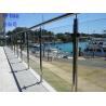 Buy cheap glass veranda / veranda aluminum railing / glass balustrade from wholesalers