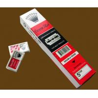 Wholesale Double Edge Razor Blades in plastic dispenser packing from china suppliers
