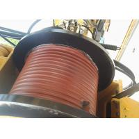 Quality Fixed / Moveable Electric Hoist Winch 720-960r/Min Speed For Underground Mining for sale