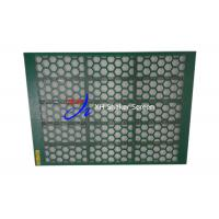 Wholesale Green VSM Vibrating Sieving Mesh For Multi - Sizer Separator Shaker from china suppliers