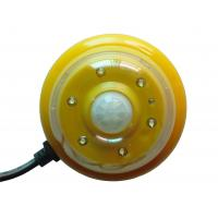 Wholesale 10w Battery Powered Solar Led Motion Sensor Light IP65 For Street , 5 - 15lus from china suppliers