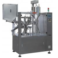 Wholesale High Speed Tube Filling Sealing Machine 75 / Min / Max 2.5 X 1.2 X 2.4M Size from china suppliers