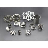 Wholesale Various Types Metal Tower Internals Stainless Steel Random Packings from china suppliers