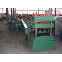 Wholesale Countryside Road Construction Crash Barrier Guardrail Forming Machine Gearbox Driven 3 mm Plate Thickness from china suppliers