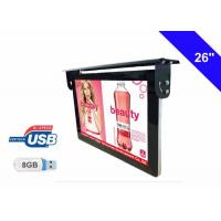 Wholesale Bus Roof Mount Commercial LCD Display Advertising TV built-in media player from china suppliers