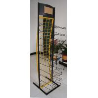 Wholesale Grocery Metal Brochure Display Stands Free Standing Wire Shelving from china suppliers