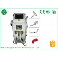 Wholesale Multi - Language Elight Hair Removal Skin Rejuvenation Machine Three Handpieces from china suppliers