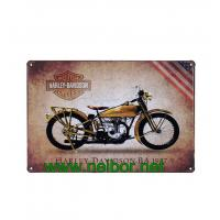 Wholesale Motorcycle&Car themed metal tin sign tin poster wall plaque for home & bar decoration from china suppliers