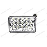 Wholesale Easy Replace LED Truck Work Lights 7 Inch 4x6 Can Square LED Headlights from china suppliers