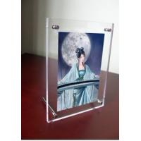 Wholesale 4R acrylic photo frame from china suppliers