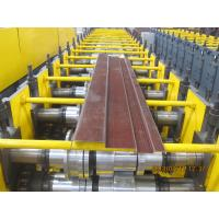 Wholesale Door Frame Metal Forming Equipment Hydraulic Cutting / Roll Forming Machinery from china suppliers