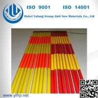 "Wholesale Car parking Marker Green 3/8"" or 5/16"" 4ft long Fiberglass Snow Road marking from china suppliers"