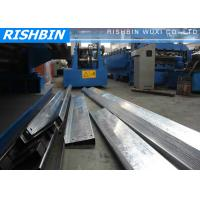 Wholesale Frigate Structural Steel Metal C / Z / U Purlin Roll Forming Machine High speed from china suppliers