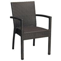 Wholesale Hot selling wicker/rattan dining chair  WC-022 from china suppliers
